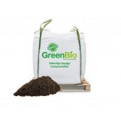 GreenBio Gartnermuld 0-6 mm. Bigbag á 1000 liter